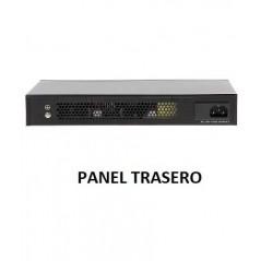 PTZ IP 4 Megapixel / 25X Zoom / 150 mts IR / Ultra Baja Iluminación / IP66 / WDR / Hi-PoE