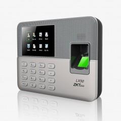 Control de Asistencia Básico 500 Usuarios 500 Huellas 500 Password Descargas USB en Hoja de Cálculo