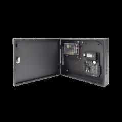 Organizador Horizontal Cable 19 Pulg Montaje 1u Intellinet Organizador horizontal INTELLINET 169950, Negro, 500g