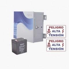 Extensor inalámbrico con 2 salidas de alarma para panel de alarma HIKVISION