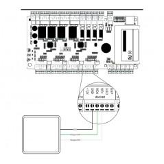 Lector RFID UHF LARGO ALCANCE 10 METROS Lector de Tarjetas UHF Lectora de Tarjetas para Carro hasta 10 metreos