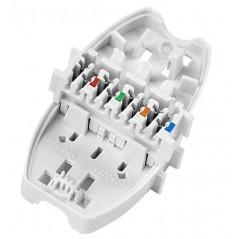 Switch Administrable L2+ de 24 puertos 10/100/1000T PoE+ con 4 puertos combo TP/SFP Gigabit