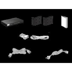 Domo PTZ TURBOHD 1080P / 25X Zoom / 100 mts IR / Exterior IP66 / WDR Real / 4 Tecnologías (TVI / AHD / CVI / CVBS) / RS-485