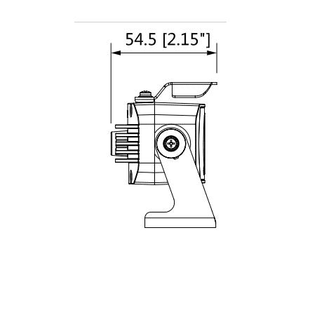 Conector F De Compresion Marca Ppc Belden Coaxial Rg-6 Conector para cable RG6 Cable coaxial para video tv television