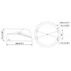 Patch Cord Cat 6a 15 Ft Gris Systimax Cpcssx2-03f015 Cable de UTP 6a 4.5 metros