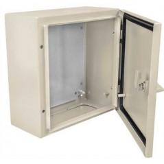 2 Piezas Organizador de Cable Vertical Grande de 22 Unidades Rack Organizador Vertical de Cable Sencillo para Gabinete
