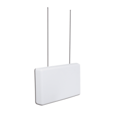 PowerBeam airMAX AC hasta 450 Mbps, frecuencia 5 GHz (5150 - 5875 MHz) con antena tipo plato de 27 dBi, radomo incluido