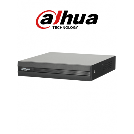 DVR 8 Canales HDCVI Pentahibrido 1080p Lite 720p 2 Ch IP adicionales 8+2 Hasta 6TB P2P DVR DAHUA Grabador Dahua