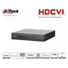 DVR 8 Canales Pentahibrido 4 Megapixeles Lite 720p 1080p DVR Dahua de 4mpx Megapixel  4 Ch IP adicionales 8+4  P2PHasta 6TB