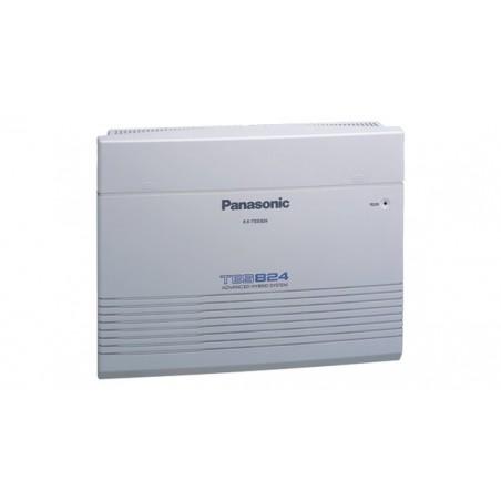 Conmutador Telefonico 3 Lineas 8 Ext Puerto Audio Y Chapa Conmtuador Panasonic Conmutador Telefonico 3 Lineas 8 Extensiones
