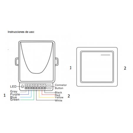 50 piezas Plug Conector Rj45 Para Cable Red Utp Cat 5e Bolsa 50piezas Conector Plug Rj45 Cat5 Bolsa Con 50 Plug Transparentes