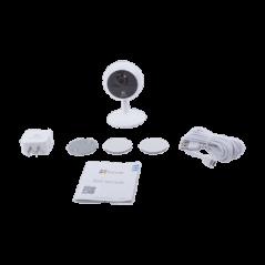 Mini Cámara IP 1 Megapixel / Lente 2.8 mm Grabación en la Nube Audio de dos vías / Memoria Micro SD / Interior