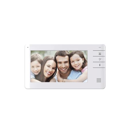 "Monitor a color 7"" para uso con KOCOM701EB Monitor para Videoportero Interfon a color Monitor Adicional"