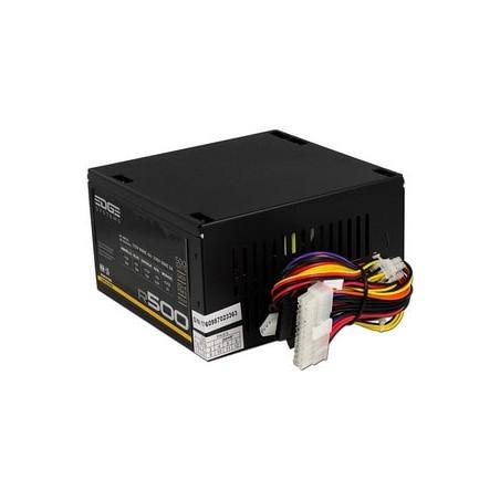 Fuente de poder Acteck Power 5 R500 500W negra 115V/230V Fuente para PC Fuente de 500w Acteck