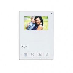Monitor Adicional / Pantalla Súper Alta Resolución / Control Touch blanco para Kit ACCESSTV400W