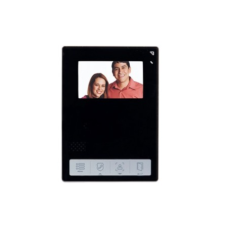 Monitor Adicional / Pantalla Súper Alta Resolución / Control Touch Negro para Kit  ACCESSTV400W