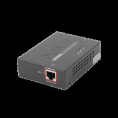 Extensor 100m PoE 802.3af de 1 puerto 10/100 Mbps Extensor POE Inyector POE