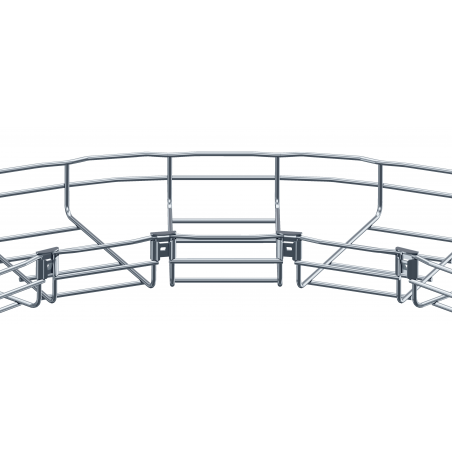 Union para curvas FASLOCKGS Uniones para hacer curva Charola Cablofil