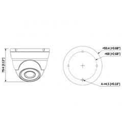 Detector de Rotura de Vidrio hasta 9m Sensibilidad alta Sensor para Ventana sensor de Alarma Panel de alarma Sensor