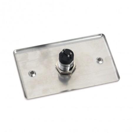 Switch con Llave con Contacto Normalmente Abierto Botón liberador con llave Máxima Seguridad