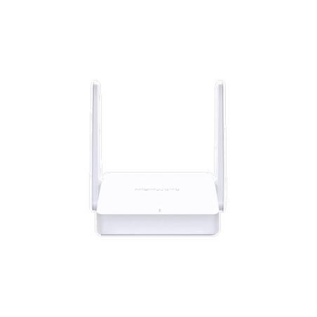 Router Inalámbrico WISP N 2.4 GHz de 300 Mbps 1 puerto WAN 10/100 Mbps 2 puertos LAN 10/100 Mbps versión con 2 antenas