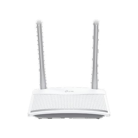 Router Inalámbrico WISP, 2.4 GHz, 300 Mbps, 2 omnidireccional 2 Puertos LAN 10/100 Mbps, 1 Puerto WAN