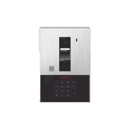 Frente de calle Multipartamentos Solo Audio / Soporta 255 auriculares sistema para departamento Telefono para Deptos