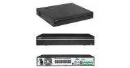 Grabadores NVR - Inyectores y Sw POE