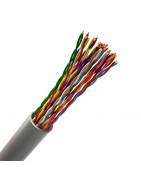 Cable Telefónico, Cable Multipar, Cable multifilar, Cable telefonico, Cable Multipar