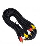 Cables de Video, Cable de Video, Cable de fibra optica, Cable optico