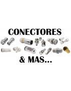 Conector para Cable, Conector de Video, Conectores DIN, Acopladores, RCA, BNC