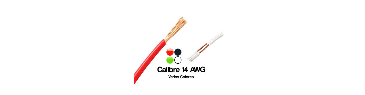 Cable 14 AWG Duplex, Cable electrico calibre 14 Cable blanco del 14