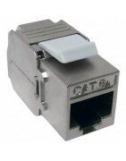 Jack Rj45 Jack Hembra UTP Redes Y Patch cord, Cable de RED, Cable RJ45, Faceplate