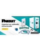 Canaleta Panduit LD3, Canaleta LD5, Canaleta LD10, Canaleta Blanca