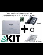 Kits de conmutador + Teléfono
