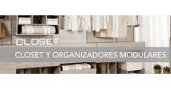 Organizadores y Closets