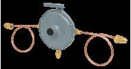 Tanques, reguladores y controladores para gas