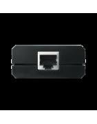 Inyector poe para Camaras, Inyector POE, Power over Ethernet, Inyectores poe